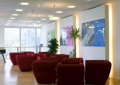 PROCTER & GAMBLE FRANCEOffices Marketing Development Office, headquarters, Paris
