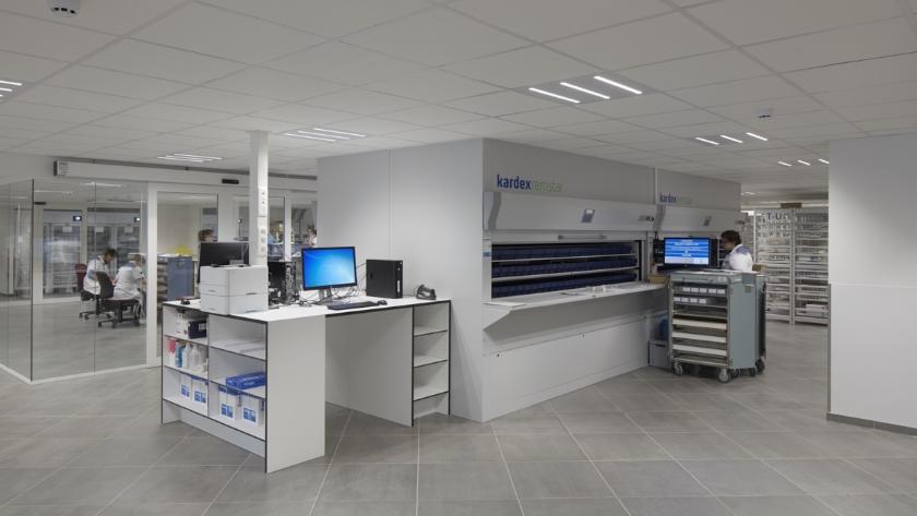 Pharmacie de distribution Sint-Augustinus | Wilrijk