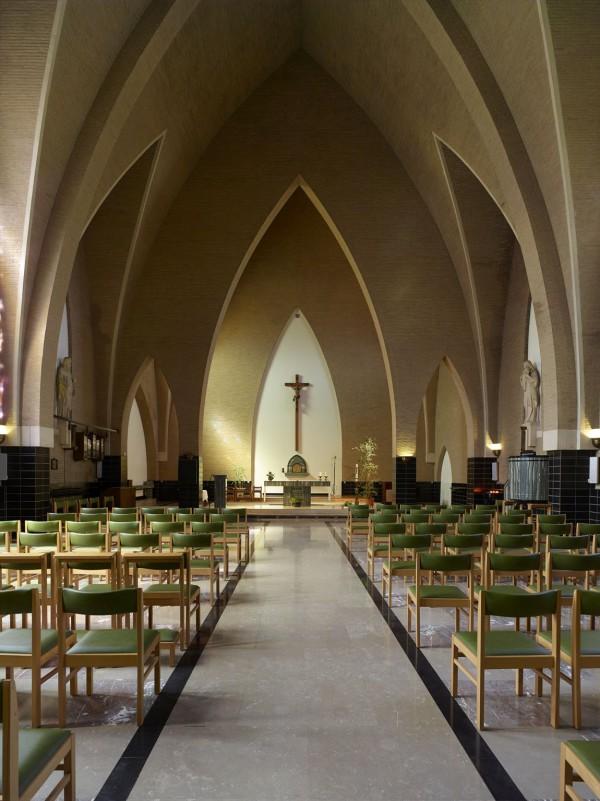 Gerenoveerde kapel ziekenhuis Sint-Augustinus, Wilrijk