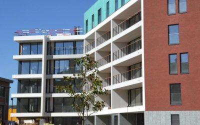 ViRiX begint aan nieuwe fase in DijleDelta-project Leuven (Bouwkroniek, 27 juni 2014)