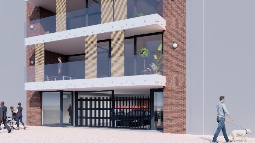 Residentiële appartementen Sint-Michielskaai | Antwerpen