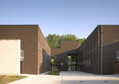 ANTWERP UNIVERSITYAntwerp University - Bio- & Molecular Imaging Center Building