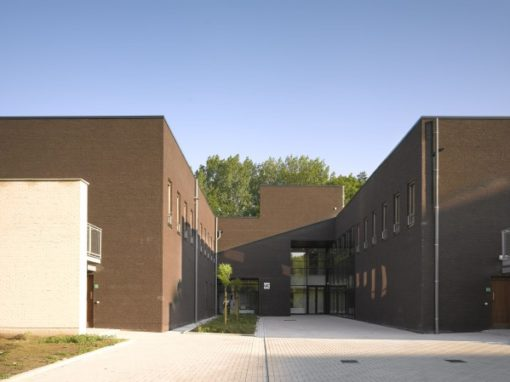 ANTWERP UNIVERSITY<br><span style='color:#31495a;font-size:12px;'>Antwerp University - Bio- & Molecular Imaging Center Building</span>