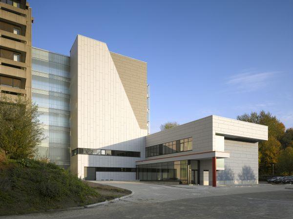 """Campus """"De Drie Eiken"""", Wilrijk"""