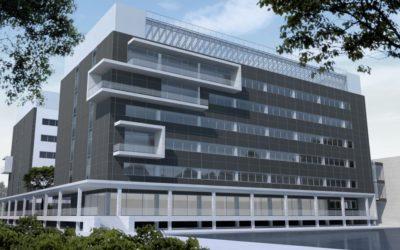 UGent en VIB bouwen nieuw onderzoeksgebouw op campus Ardoyen.SVR-ARCHITECTS en SUMProjects winnen wedstrijd voor dit nieuw onderzoeksgebouw