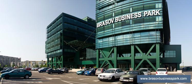 Interieur kantoren & Retail Brasov Business Park, Roemenië