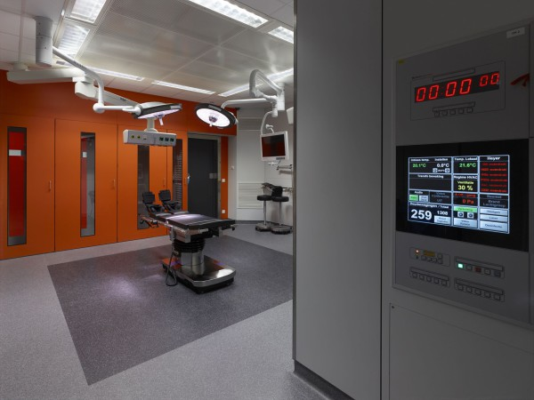 Operatiekwartier dagziekenhuis Sint-Augustinus, Wilrijk