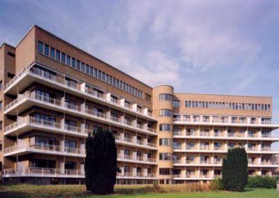 ZIEKENHUIS SINT-AUGUSTINUSNieuwbouw en renovatie bestaand ziekenhuis / Nieuwbouw palliatieve afdeling