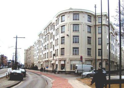 WOONHAVEN ANTWERPEN CVBASociale huisvesting Jan Davidlei, Sint-Bernardsesteenweg, Max Roosesstraat (Hennig 2 fase 1a-b,2a-b,3,4,5)