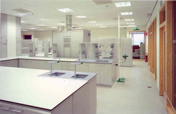 Research & Development accomodatie van Procter & Gamble in Brussel