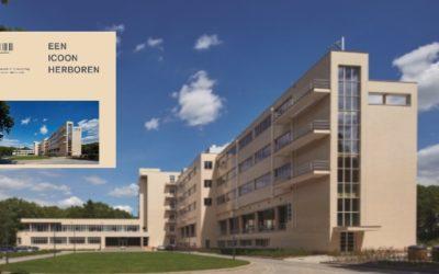 Een icoon herborenSVR-ARCHITECTS publiceert naslagwerk over restauratie en herbestemming sanatorium van Tombeek