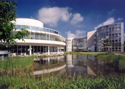 PROCTER & GAMBLE BRUSSELHeadquarters Brussels Innovation Center (BIC)