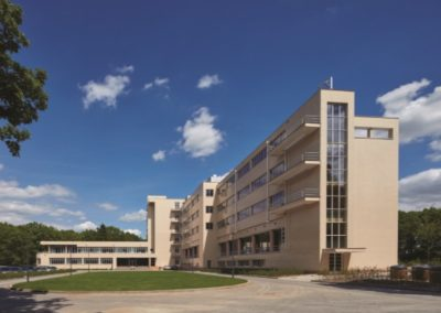 VOORMALIG SANATORIUM LEMAIREWoonzorgcentrum, assistentiewoningen