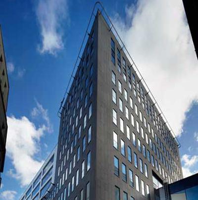 BNP PARIBAS FORTIS<br><span style='color:#31495a;font-size:12px;'>Offices, auditorium BNP Paribas Fortis (phase 1)</span>