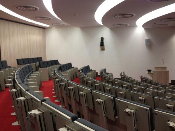 UZA renovatie auditorium