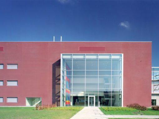 BARC-CRI<br><span style='color:#31495a;font-size:12px;'>Offices, laboratories, medical storage, logistics </span>